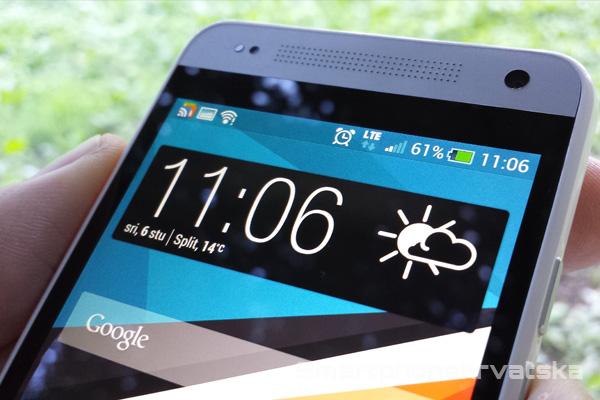 HTC One mini recenzija
