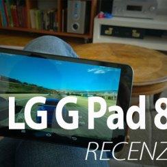 LG G Pad 8.3 recenzija
