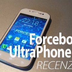 Forcebook UltraPhone 43 recenzija