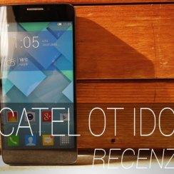 Alcatel OT Idol X recenzija