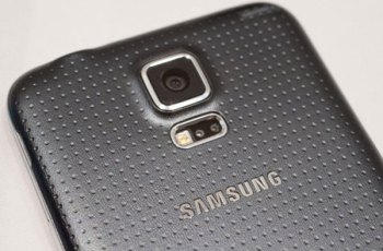 Galaxy S5 Isocell kamera