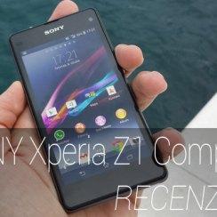 Sony Xperia Z1 Compact recenzija