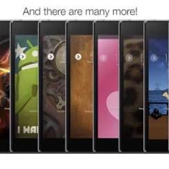 Sony Xperia teme