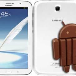 Galaxy Note 8.0 KitKat