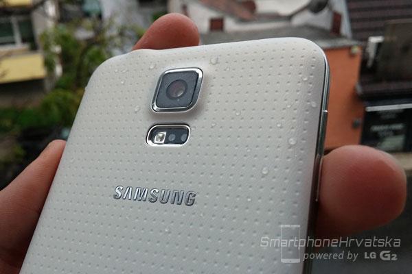 Galaxy S5 recenzija kamera