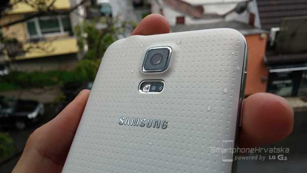 Galaxy S5 rupice