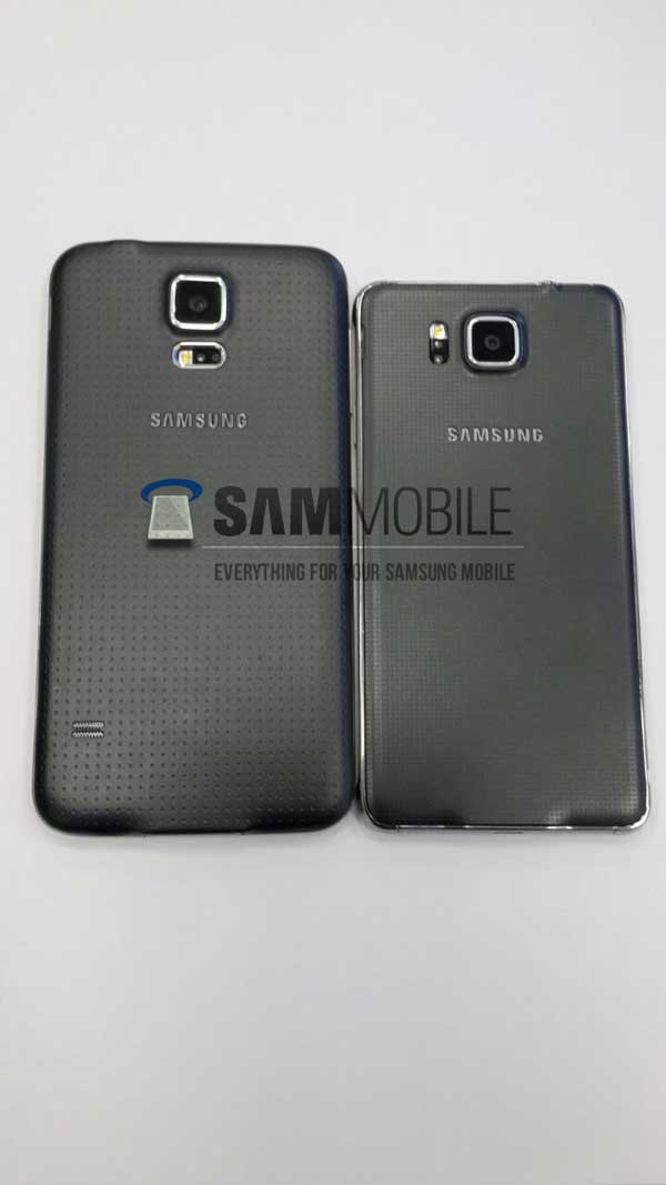 Samsung Galaxy Alpha iPhone 6 killer (2)
