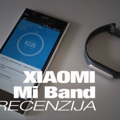 Xiaomi Mi Band recenzija