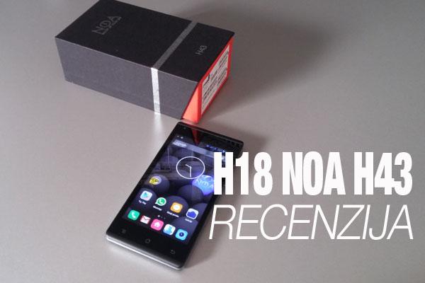 noa h43 recenzija