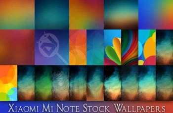 Preuzmite wallpapere s novog Xiaomia Mi Note