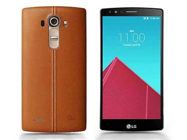 LG G4 službeno
