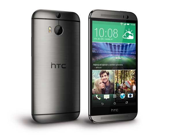 HTC One M8s u ponudi Hrvatskog Telekoma