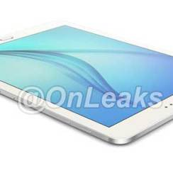 Samsung Galaxy Tab S2 procurio na renderu