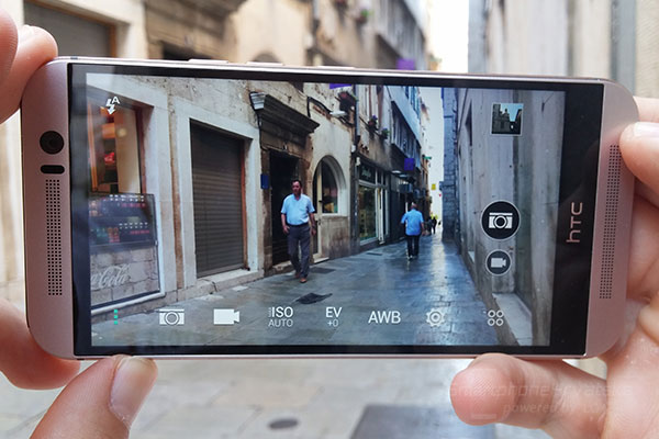 htc one m9 kamera