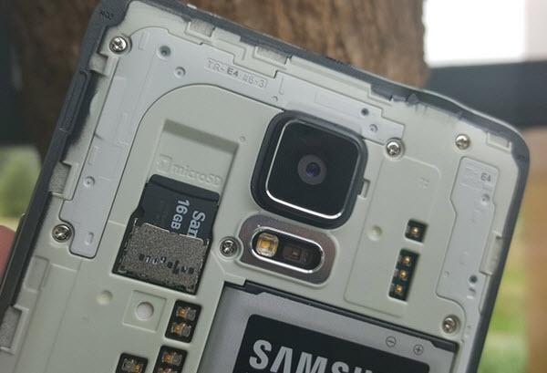 Galaxy Note 5 najvjerojatnije neće imati microSD utor