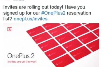 OnePlus 2 pozivnice danas kreću u opticaj