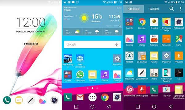 LG G4 Stylus recenzija