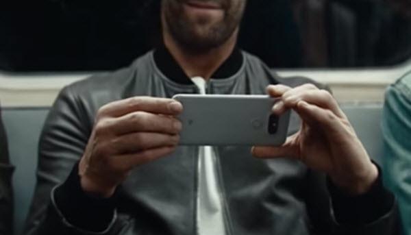 LG G5 reklama