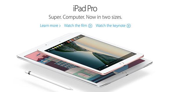iPad pro 9.7 i 12.9