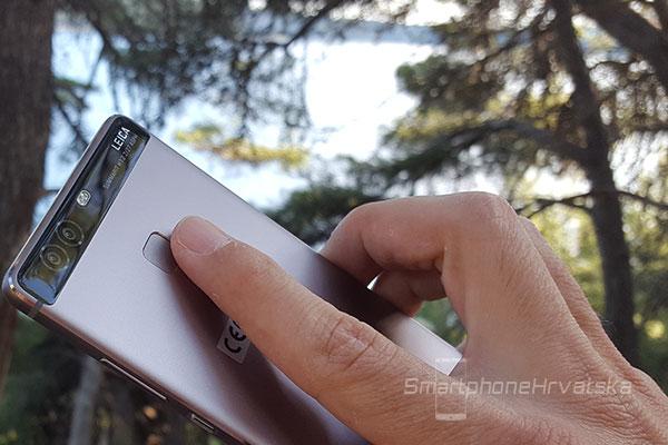 Huawei P9 senzor otiska prstiju