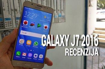 Samsung Galaxy J7 RECENZIJA