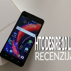 HTC Desire 10 Lifestyle recenzija