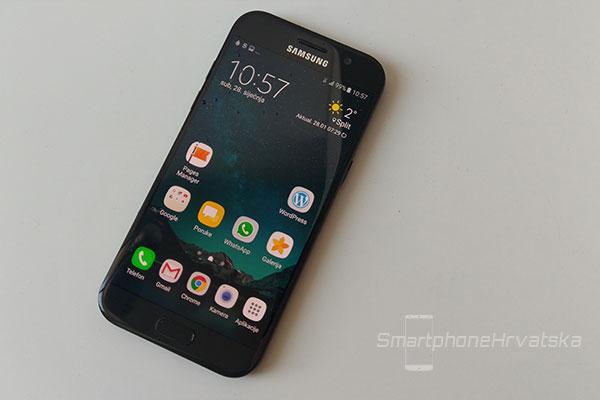 Oreo za Galaxy A5 2017 u zraku!