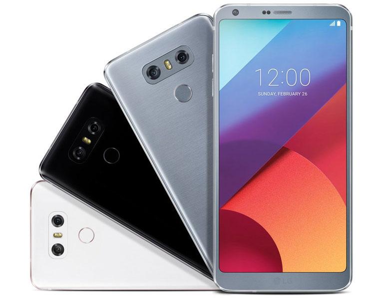LG G6 u tri boje