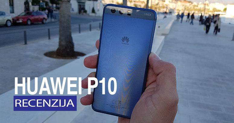 Recenzija: Huawei P10