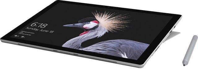 novi Surface Pro 5