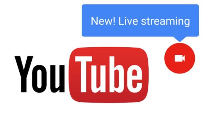 YouTube Go Live od danas za sve i bez restrikcija