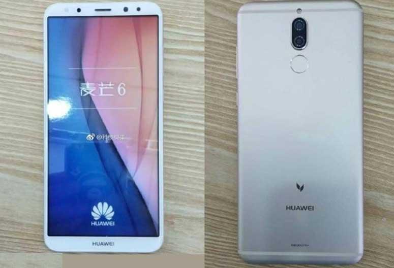 Prvi 18:9 telefon s 4 kamere iz Huaweia na prvim fotkama uživo