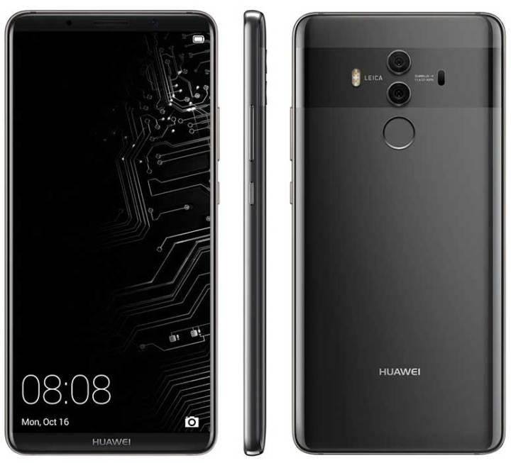 Najoštriji pogled na Huawei Mate 10 P10