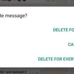 Novi WhatsApp nudi brisanje poslanih poruka ali morate biti brzi