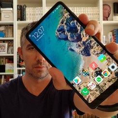 Xiaomi mi mix 2 recenzija
