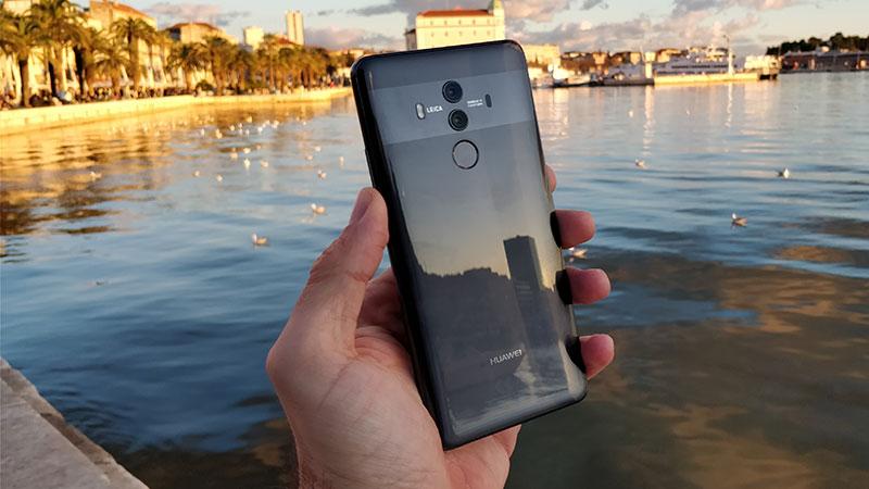 Recenzija: Huawei Mate 10 Pro
