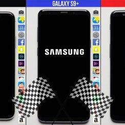 Galaxy S9+ vs. iPhone X vs. OnePlus 5T u testu brzine - Koji je najbrži