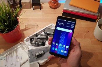 HTC U11+ Unboxing i prvi dojmovi