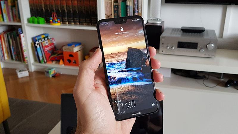 Recenzija: Huawei P20 Lite