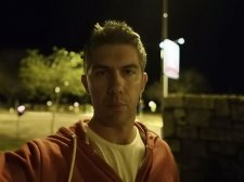 Selfie kamera portret