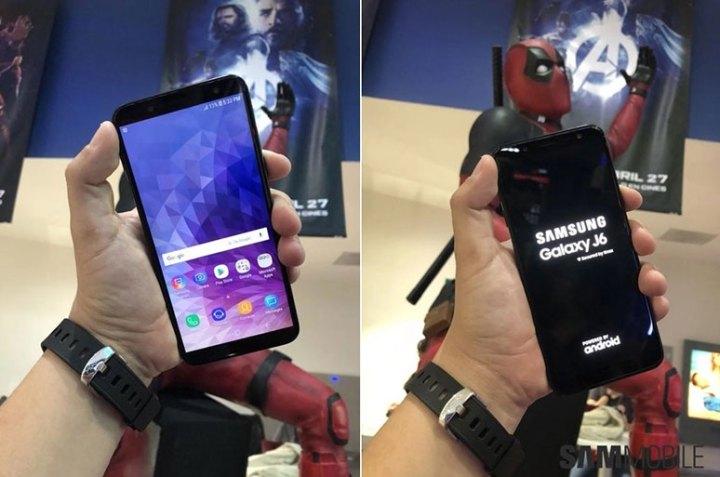 Galaxy J6 s Infinity zaslonom na fotkama uživo, otkrivene i ostale specifikacije