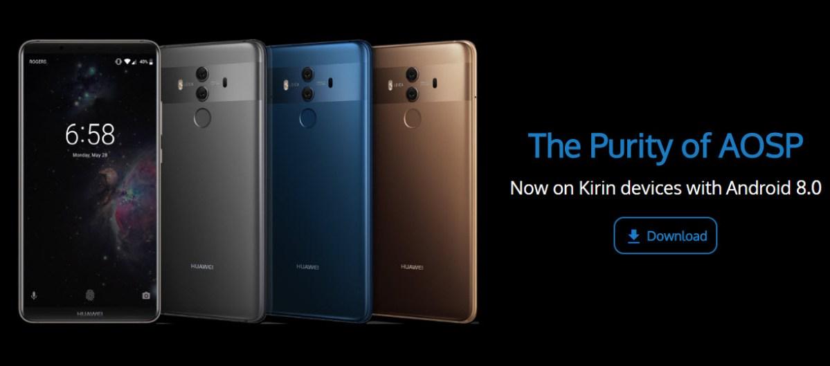 Ne voliš EMUI? Open Kirin donosi čisti Android na Huawei i Honor telefone