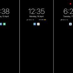 iPhone X Always On