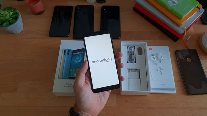 Xiaomi mi A2 Recenzija