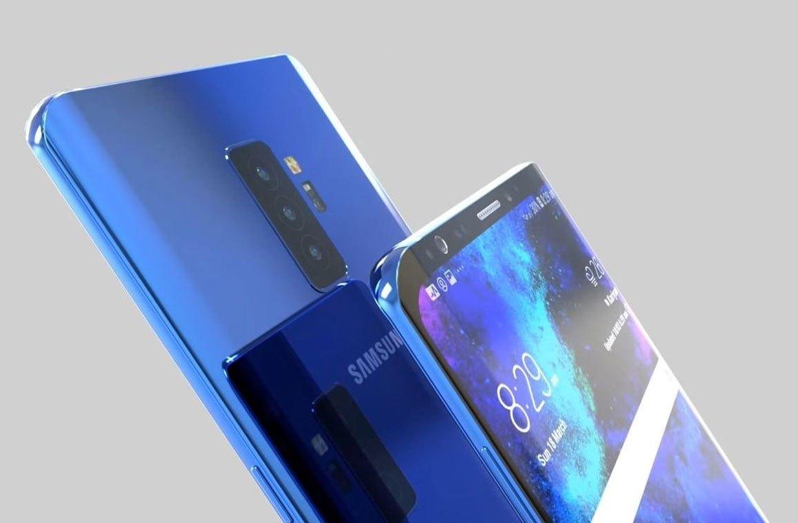 Galaxy S10 će imati trostruku kameru - otkriveni detalji!