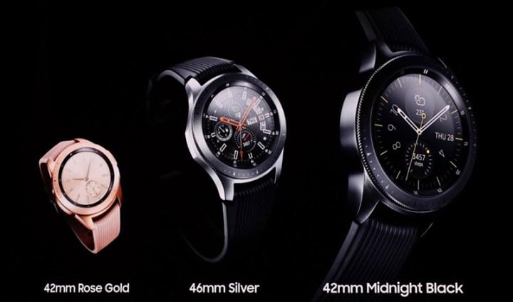 Samsung Galaxy Watch - smartwatch koji kuca kao analogni sat