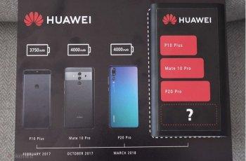 Huawei potvrdio još jaču bateriju za Mate 20 Pro