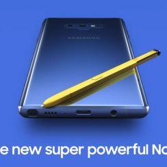Samsung greškom objavio Galaxy Note9 video! Otkriva do 1TB podatkovnog prostora