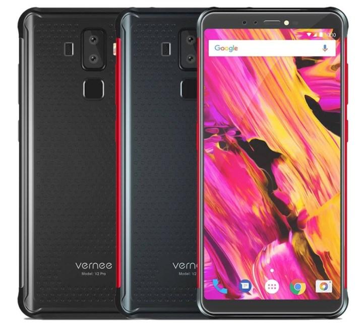 Robusni Vernee V2 Pro ima 6200 mAh bateriju i 6 GB RAM-a, sad po cijeni od $245.99