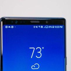 Samsung priprema in-display selfie kamere